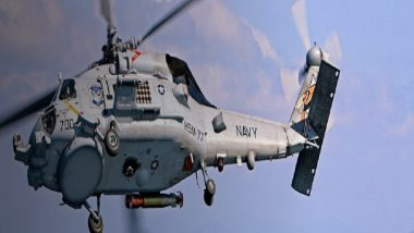 India Set to Buy 24 MH-60 'Romeo' Helicopters From US, Deal Estimated at Rs 13,500 Crore