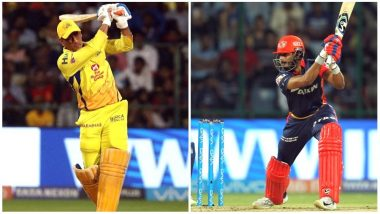 DD vs CSK IPL 2018 Match Preview: Delhi Daredevils Look To Salvage Pride; Chennai Super Kings Eye Top Spot in Points Table