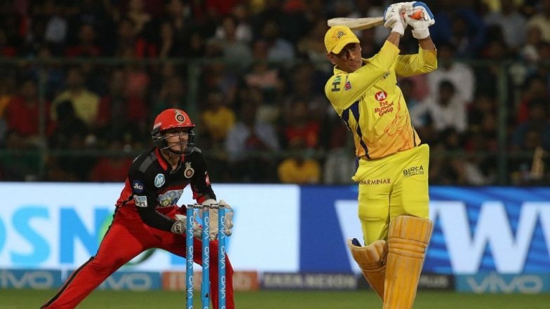 IPL 2019 Schedule Announced for First Two Weeks; Royal Challengers Bangalore to Play Chennai Super Kings in Opener on March 23rd