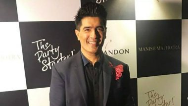 Thrilled to be at Cannes that Captures Generosity of Movies: Manish Malhotra
