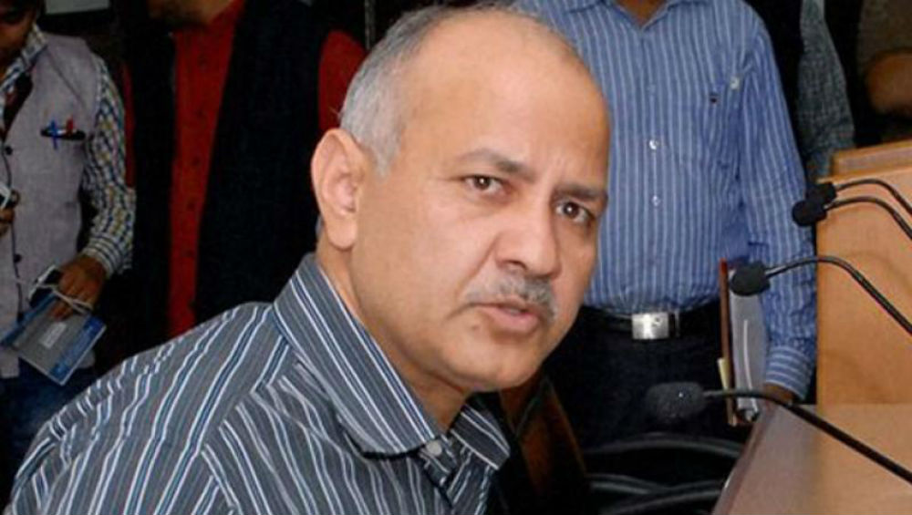 Manish Sisodia Takes Slim Lead From Patparganj Seat After Trailing in Initial Rounds, Overall Results Show AAP Winning Over 60 Seats in Delhi Assembly Elections 2020