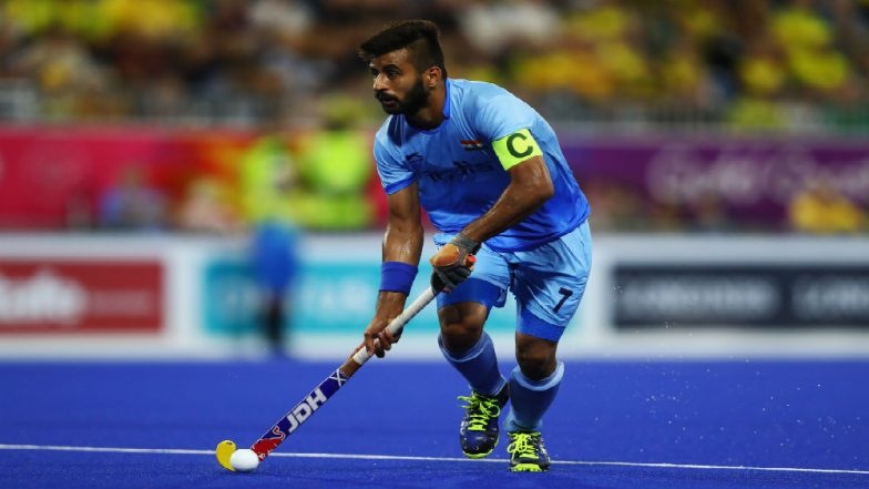Indian Hockey Squad for Men's World Cup 2018 in Odisha Announced, Manpreet Singh Named Captain