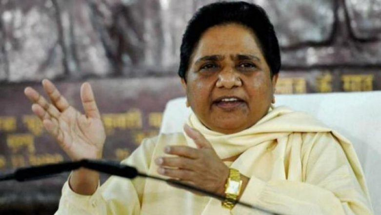 Mayawati Says BSP May 'Reconsider' Support to Congress Governments in MP, Rajasthan