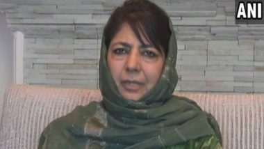 Jammu and Kashmir: Mehbooba Mufti Kin's Guard Killed by Militants in Anantnag