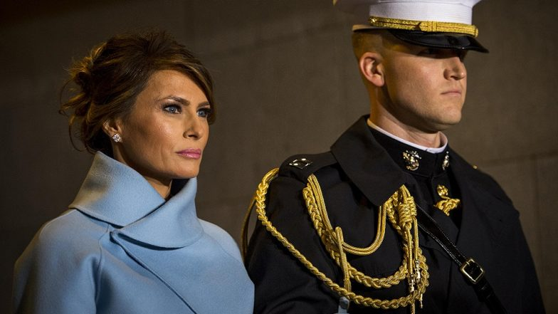 U.S. First Lady Melania Trump Undergoes Kidney Procedure, Expected To Make Full Recovery