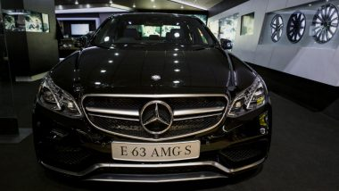 Mercedes-Benz Launches AMG E-63 S Sedan, Price Starts at Rs 1.05 Crore