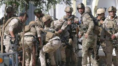13 Taliban Militants Killed in Afghanistan