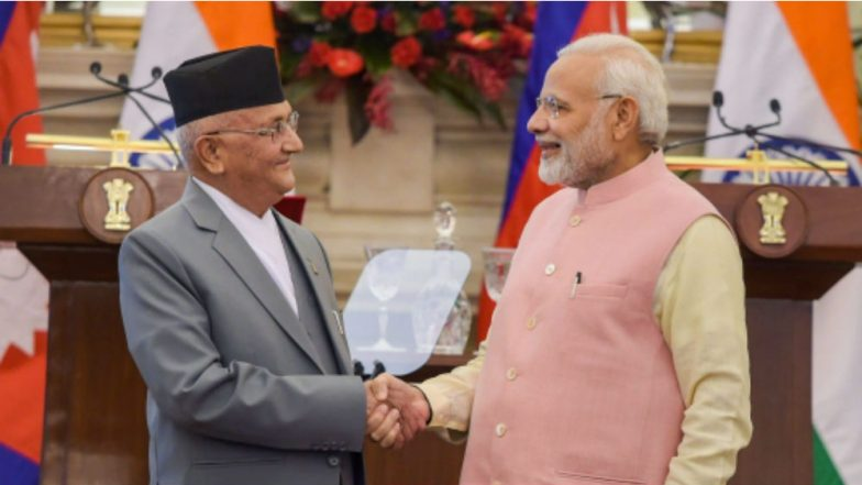 Janakpur in Nepal to Ayodhya in India: Birthplaces of Ram and Sita to be Connected by Bus Service as PM Modi Visits Nepal