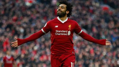 Mohamed Salah's Reaction to Alisson Becker's Miraculous Goal Save Impresses Liverpool Fans (Watch Video)