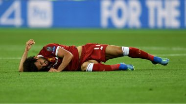 Egyptian Lawyer Files Suit for 1 Billion Euros Against Sergio Ramos After Mohamed Salah Injury