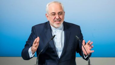 G7 Summit 2019: Iran Foreign Minister Mohammad Javad Zarif Makes Surprise Visit to Biarritz