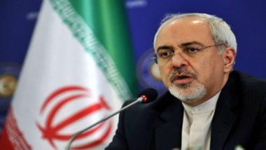 Iran Foreign Minister Mohammad Javad Zarif Dismisses Donald Trump's 'Genocidal Taunts'