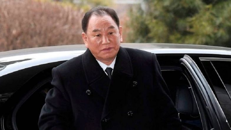 North Korea's General Kim Yong-Chol to Visit U.S., First Such Visit in 18 Years