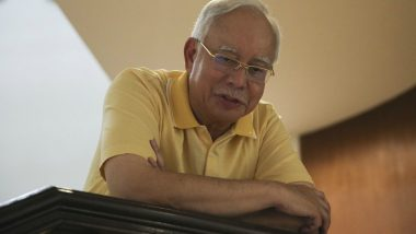 Najib Razak Arrestes by Malaysia's Anti-graft Agency Over Corruption Charges