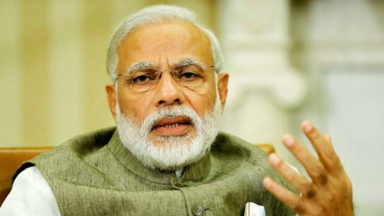 PM Narendra Modi Jammu & Kashmir Visit: Militants Attack Police Post, Flee With Rifles Two Days Ahead of Visit