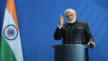Connectivity Projects Should Respect Country's Sovereignty: PM Narendra Modi
