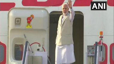 Narendra Modi Visits 84 Countries Since 2014, Rs 1,484 Crore Spent on Travelling