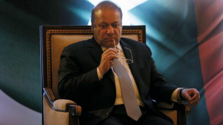 Nawaz Sharif and Daughter Maryam's Etihad Airways Flight EY243 Lands in Lahore: Report