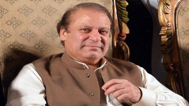 Pak PM slams anti-graft watchdog for money-laundering probe against Sharif