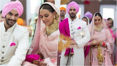 Who is Angad Bedi, Neha Dhupia's Husband? Know Everything About Actor Who Got Married to Beauty Queen: See Wedding Pictures