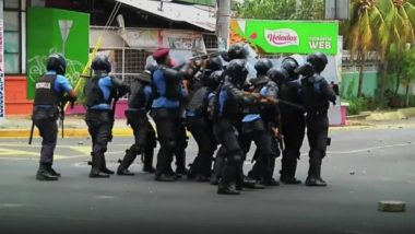 President Daniel Ortega, Bishops Call for Peace as Nicaragua Clashes Escalate