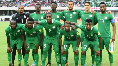 Nigeria Squad for 2018 FIFA World Cup in Russia: Super Eagles Lineup, Team Details, Road to Qualification & Players to Watch Out for in Football WC