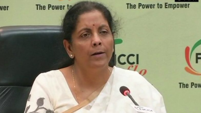 Nirmala Sitharaman Hits Back at Rahul Gandhi; Defence Minister Demands Apology From Congress President For 'Misleading The Nation' on HAL