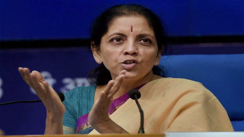 Nirmala SitharamanSlams Azam Khan For Sexist Comment on Jaya Prada, Says 'Apply Mind Before You Speak'