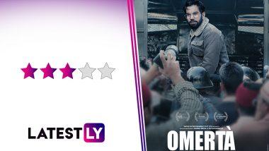 Omerta Movie Review: Rajkummar Rao's Chilling Performance Makes This Hansal Mehta Film, Streaming on Zee5, a Disturbing Watch