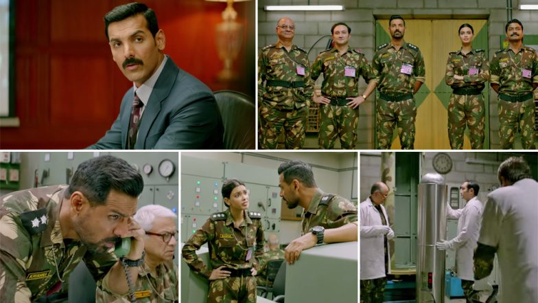 Parmanu The Story of Pokhran Trailer: John Abraham Leads India's Biggest Nuclear Test Coup That Even Fooled CIA