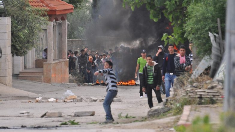 Israeli Troops Shoot Down Two Palestinians, Toll Rises to 47 Dead, Thousands Wounded