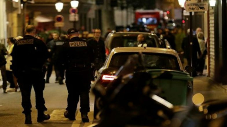 ISIS Claims Responsibility After a Knife Attack Near Paris Leaves Two Dead, One Injured