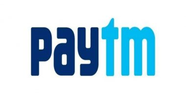 Never Shared Indian Users' Data with Third Parties, Says Paytm