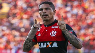 FIFA World Cup 2018: Peru Football Captain Paolo Guerrero Returns After Six-Month Doping Ban