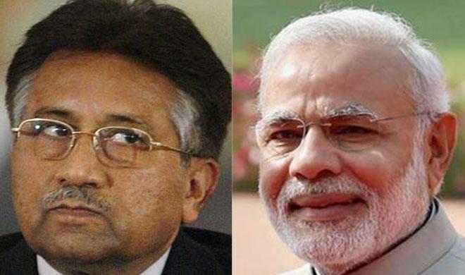 Narendra Modi Doesn't Advocate Peace Talks, Says Pervez Musharraf