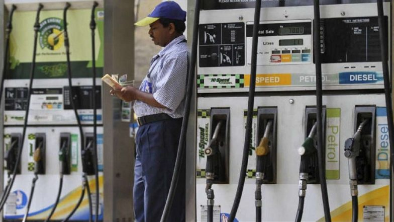 Petrol, Diesel Prices Hiked For 10th Consecutive Day in India, Remains Costliest in South Asia: List of Fuel Rate in Neighbouring Countries