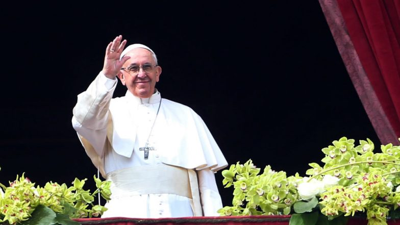 Pope Francis Lands in Ireland Amid Priest Abuse Scandal