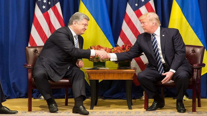 Trump's Lawyer Took $500k to Set Up Meeting Between Trump, Ukraine President