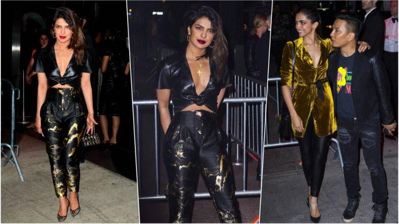 Priyanka Chopra Stuns At Met Gala in Ralph Lauren
