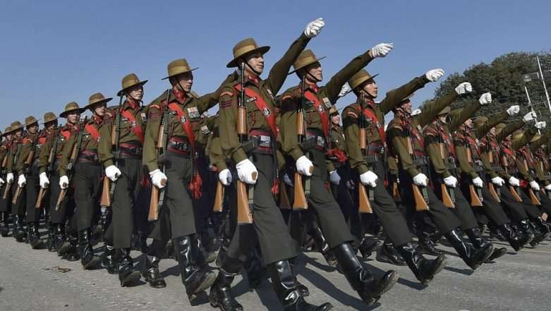 Indian Army Personnel Deployed in Remotes Areas Along China And Myanmar Border Cast Votes For First Phase of Lok Sabha Elections 2019