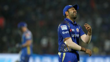 Rohit Sharma Ends IPL 2018 With a Poor Record, Here's a Look at His Season-Wise Performance in the Indian Premier League