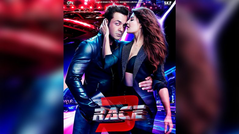 Salman And Jacqueline Sizzle In Black