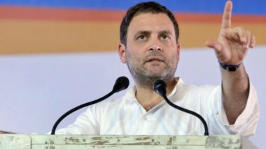 Lok Sabha Elections 2019: Rahul Gandhi's West Bengal Rally Off After No Chopper Landing Permit