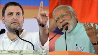 Lok Sabha Elections 2019: BJP to Struggle For Majority, Congress Has Fair Chance of Forming Coalition Government, Says Fitch Report