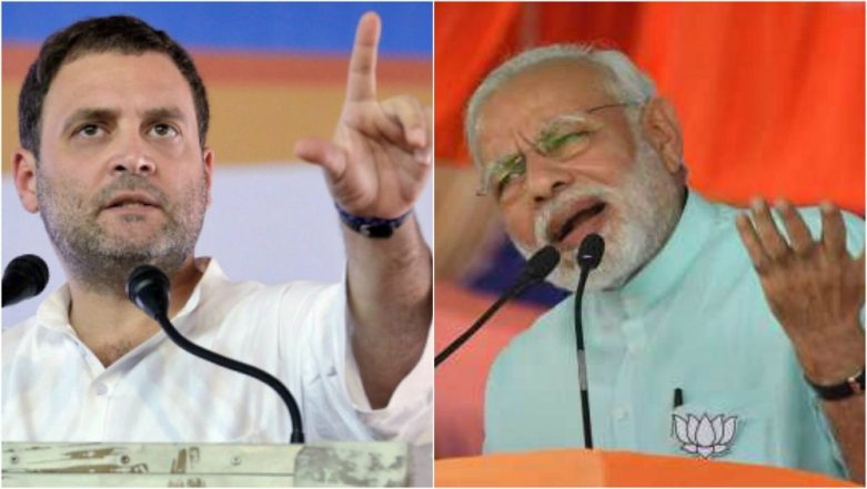 Lost in Translation: How Rahul Gandhi, Narendra Modi, Amit Shah Faced Err Moments Due to Translators - Watch Funny Videos