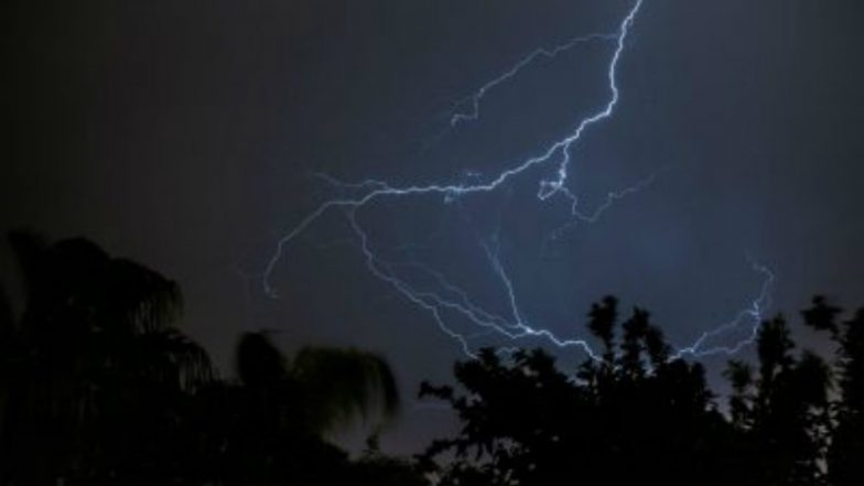 Lightning in Telangana, Kills Three Farmers