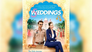 Rajkummar Rao and Nargis Fakhri's '5 Weddings' Gets New Release Date