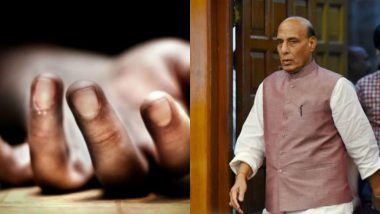'Mentally Unstable' Man Attempts Suicide Outside Rajnath Singh's Residence