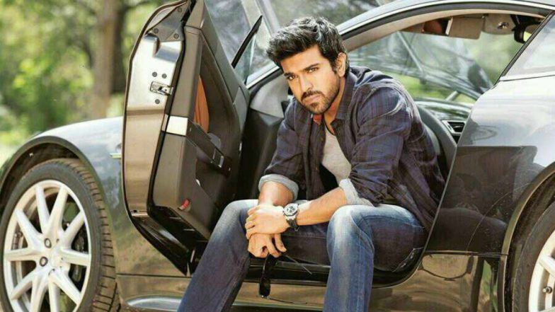 #HBDRamCharan Starts Trending a Day Before Ram Charan's Actual Birthday, Fans Shower the RRR Star With Loads of Wishes
