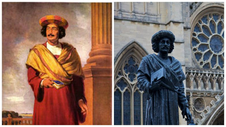 Raja Ram Mohan Roy 246th Birthday, Facts About Founder of Brahmo Samaj and Social Reformer Who Fought Against Sati